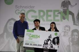 Tim Stada ITB Jadi Pemenang Indonesia Schneider Go…