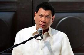 Duterte Lockdown Manila, Pertemuan Massal Dilarang…