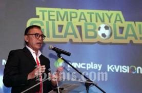 PSSI: Kompetisi Sepak Bola Liga 1 dan 2 Dihentikan