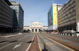 Pertumbuhan Jumlah Kematian Akibat Corona di Italia Naik 14 Persen