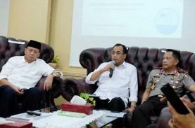 Provinsi Banten KLB Corona, SMA Diliburkan