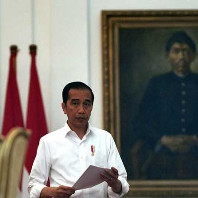 Ini Pidato Lengkap Presiden Jokowi Soal Penanganan Virus Corona Kabar24 Bisnis Com