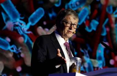 Fokus ke Filantropi, Bill Gates Resmi Undur Diri dari Microsoft