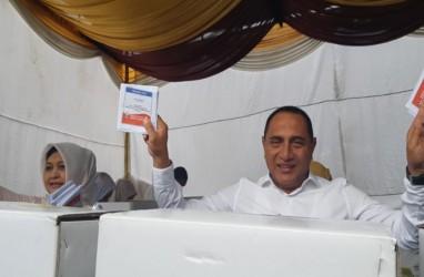 Ratas di Istana, Gubernur Sumut Edy Rahmayadi Dinyatakan Sehat