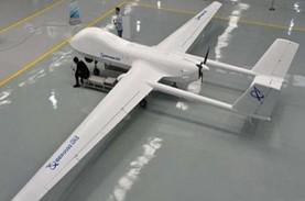 Garuda Indonesia Tunda Pembelian Drone Kargo