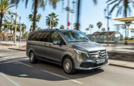 Dibanderol Rp1,55 Miliar, Ini Fitur Mercedes-Benz New V-Class