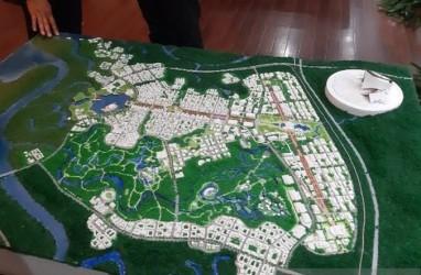 Wow, Calon Ibu Kota Negara Punya Banyak Lubang Bekas Tambang