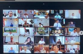 Antisipasi Corona, Jokowi Pimpin Rapat Terbatas via…