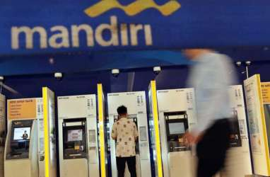 Karyawan Diperiksa Corona, Bank Mandiri Alihkan Operasional Kantor Kyai Tapa