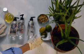 Produsen Louis Vuitton Produksi Hand Sanitizer untuk Perangi Corona