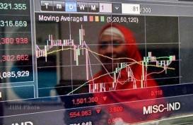 Jakarta Islamic Index Ditutup Anjlok 6,05 Persen Hari Ini