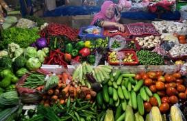 Pasar Tradisional Alami Kenaikan Volume Belanja Masyarakat