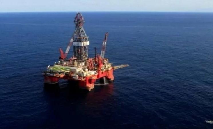 Eksplorasi minyak di lepas pantai - Antara