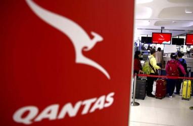 Qantas Hentikan Hampir Seluruh Penerbangan ke Luar Negeri