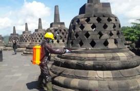 Redam Penyebaran Corona, Candi Borobudur Tutup hingga 29 Maret