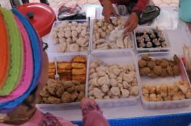 Pempek Bisa Dibeli di Indomaret Palembang, Bentuknya…