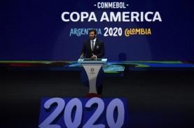 Setelah Piala Eropa, Copa America 2020 Juga Diundur…
