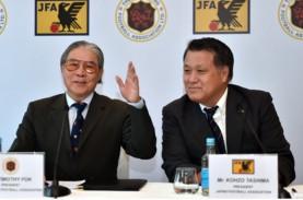 Kozo Tashima, Wakil Komite Olimpiade Jepang Positif…