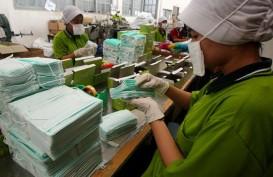 Pengusaha Tekstil Kebut Produksi Masker untuk PMI