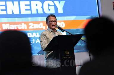 Menteri ESDM: Pemberlakuan Harga Gas US$6 Bulan Depan