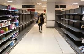 Panic Buying di Inggris, Supermarket Mulai Batasi Pembelian