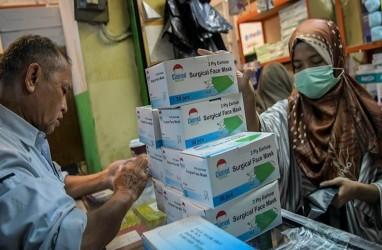 Akhirnya, Larangan Ekspor Masker dan Hand Sanitizer Berlaku