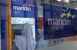 Nasabah Bank Mandiri Lebih Banyak Bertransaksi Elektronik Pekan Ini