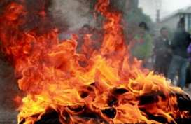 Kabar Papua, Kelompok Kriminal Bersenjata Bakar Gereja di Tembagapura