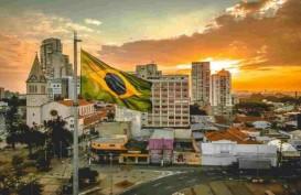 Resesi Mengancam, Bank Sentral Brasil Pangkas Suku Bunga 50 Basis Poin