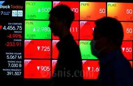Lepas Trading Halt, Jakarta Islamic Index Anjlok 6,66 Persen