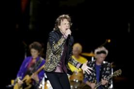 Gara-Gara Corona, Tur The Rolling Stones di Amerika…