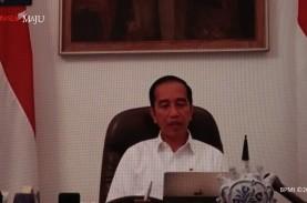 Redam Covid-19, Jokowi: Evaluasi Kegiataan Keagamaan,…