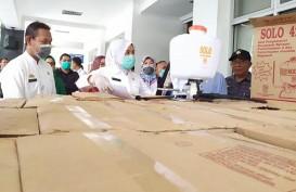 Pemkot Palembang Gelar Penyemprotan Disinfektan Massal di 18 Kecamatan
