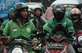 Social Distancing,TrafikJasa Kurir dari Layanan Ojol Diprediksi Meningkat