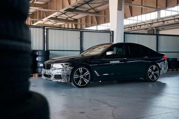 Power BEV, kendaraan uji coba BMW Group (06 - 2019). Foto BMW
