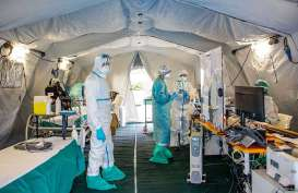 Virus Corona, Italia Salip China Catat Angka Kematian Terbesar di Dunia