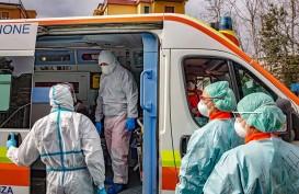 Lampaui China, Italia Jadi Pusat Bencana Kematian Pasien Virus Corona Covid-19