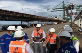 Terminal LNG Teluk Lamong Uji Coba Mei 2020