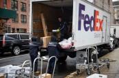 FedEx Cari Peluang Di Tengah Penurunan Muatan Kargo Pesawat