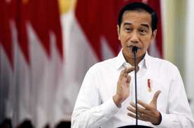 Jokowi: Pertumbuhan Ekonomi Dunia Bisa Turun 1,5 Persen