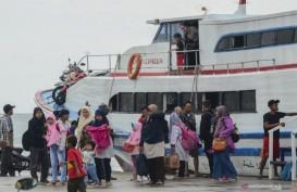 DKI Jakarta Tutup Akses Transportasi ke Kepulauan Seribu