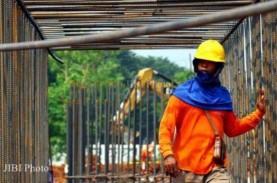 Ketidakpastian Ekonomi, Nasib Sektor Konstruksi Terancam