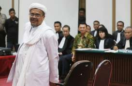 Habib Rizieq Minta Umat Islam Tutup Pintu Masjid Selama Wabah Virus Corona