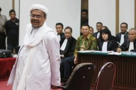 Habib Rizieq Minta Umat Islam Tutup Pintu Masjid Selama…