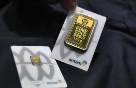 Harga Emas 24 Karat Antam Hari Ini, 21 Maret 2020 Sentuh Rekor Tertinggi