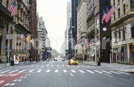 New York Berlakukan Lockdown, Seperti Ini Situasinya