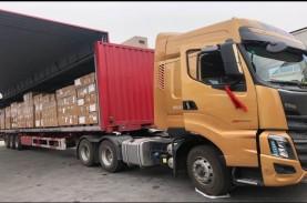 9 Ton Peralatan Medis Bantuan Dari China Siap Dikirim…