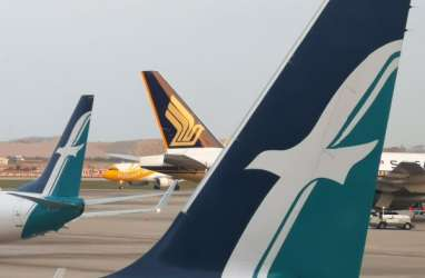 Gaji Karyawan Dipangkas, Singapore Airlines Setop 96 Persen Operasi Penerbangan