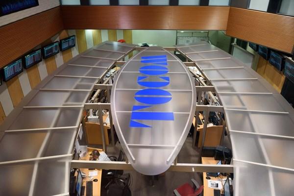 Bursa Tocom - Akio/Bloomberg