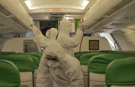 Pandemi Corona, Citilink Rajin Disinfeksi Pesawat